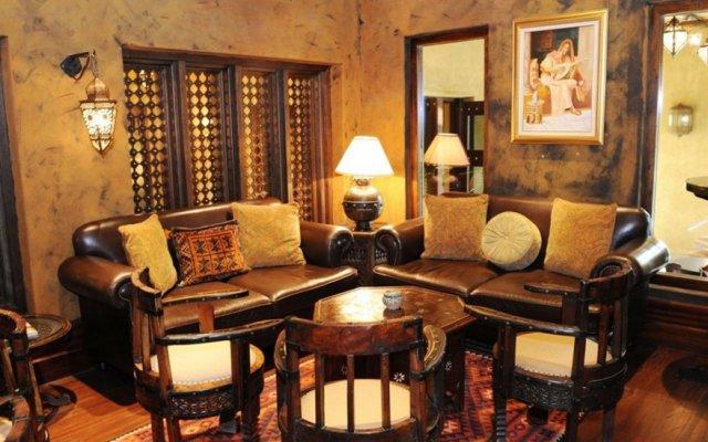Bab Al Shams Desert Resort and Spa 2