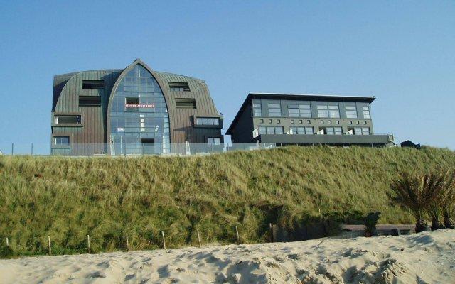 Poort Beach Hotel Apartments Bloemendaal вид на фасад