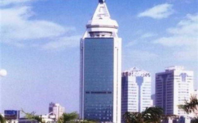 Отель Minnan Xiamen Китай, Сямынь - отзывы, цены и фото номеров - забронировать отель Minnan Xiamen онлайн вид на фасад