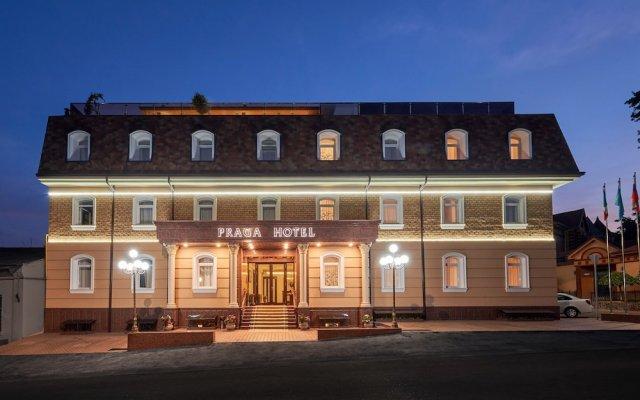 Отель Praga Hotel Узбекистан, Ташкент - отзывы, цены и фото номеров - забронировать отель Praga Hotel онлайн вид на фасад