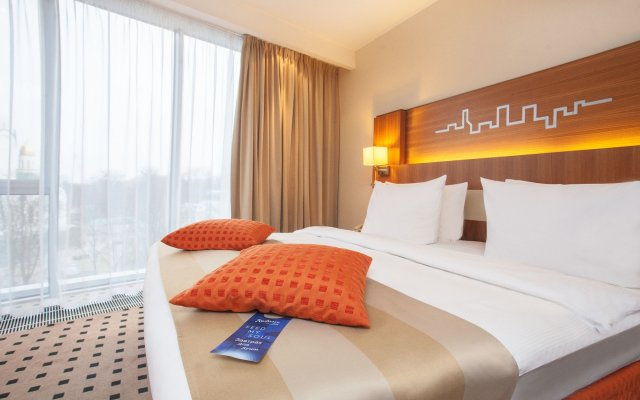 Отель Radisson Blu Калининград комната для гостей