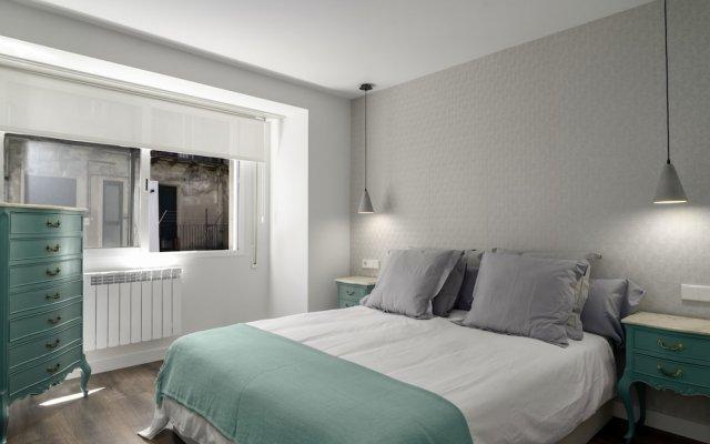 Апартаменты SanSebastianForYou Okendo Apartment комната для гостей