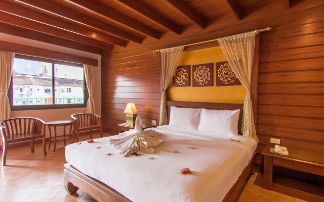 Отель Bel Aire Patong комната для гостей