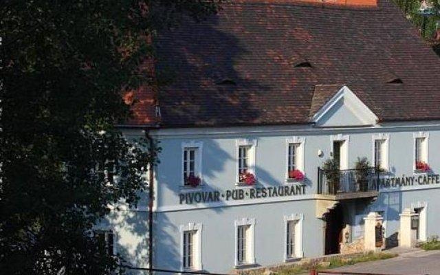 Отель Pension Groll Чехия, Пльзень - отзывы, цены и фото номеров - забронировать отель Pension Groll онлайн вид на фасад
