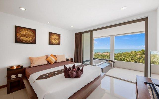 Отель Tranquil Residence 2 Таиланд, Самуи - отзывы, цены и фото номеров - забронировать отель Tranquil Residence 2 онлайн комната для гостей