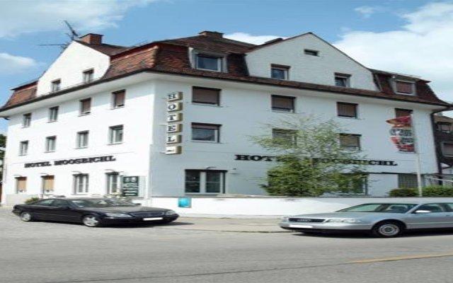Отель Moosbichl Германия, Мюнхен - отзывы, цены и фото номеров - забронировать отель Moosbichl онлайн вид на фасад