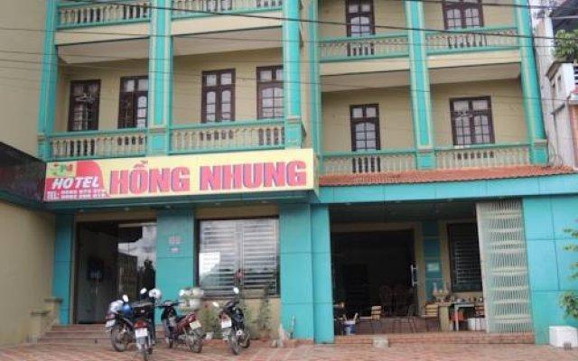Hong Nhung Hotel вид на фасад