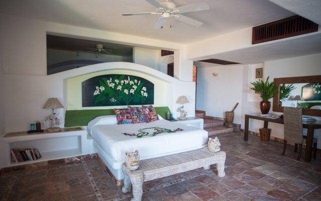 Отель Villa El Ensueño by La Casa Que Canta комната для гостей