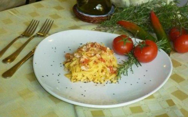 Отель Albergo Vecchio Forno Италия, Сполето - отзывы, цены и фото номеров - забронировать отель Albergo Vecchio Forno онлайн питание