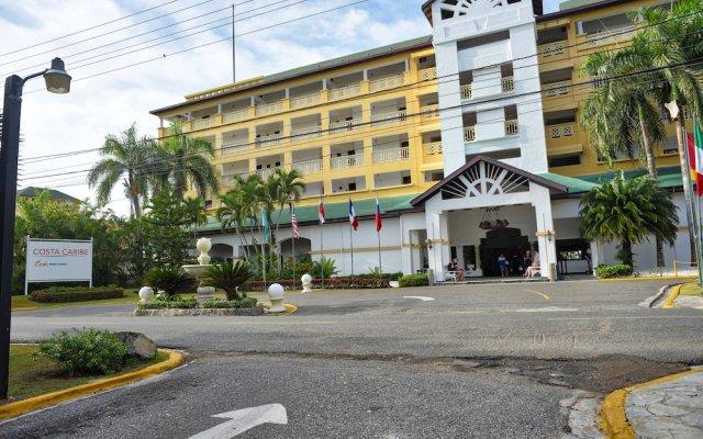 Отель Coral Costa Caribe - Все включено вид на фасад