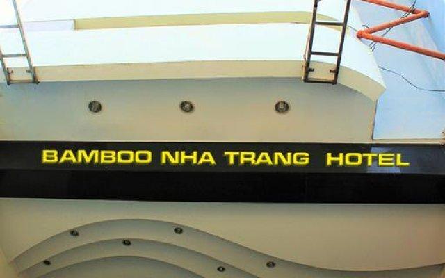 Отель Bamboo Nha Trang Hotel Вьетнам, Нячанг - отзывы, цены и фото номеров - забронировать отель Bamboo Nha Trang Hotel онлайн вид на фасад