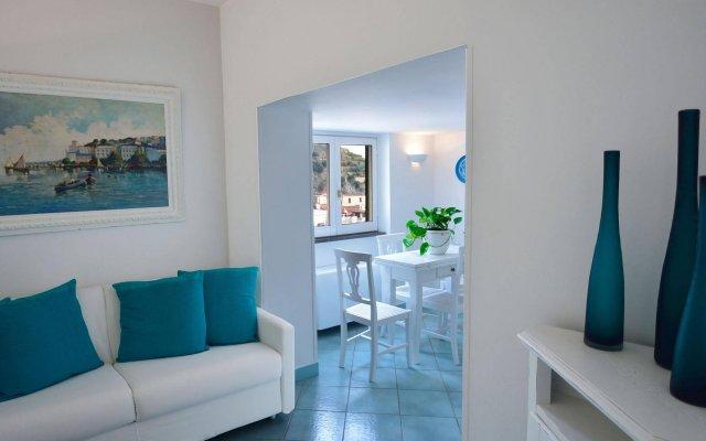 Отель Torre Paradiso Минори комната для гостей