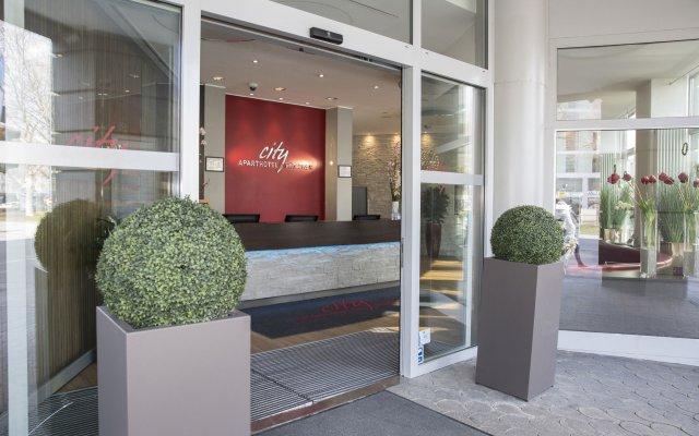 Отель City Aparthotel München Германия, Мюнхен - 2 отзыва об отеле, цены и фото номеров - забронировать отель City Aparthotel München онлайн вид на фасад