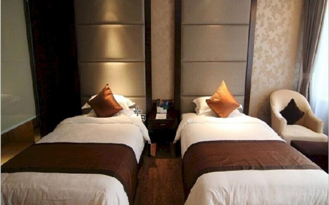 Shanghui International Hotel комната для гостей