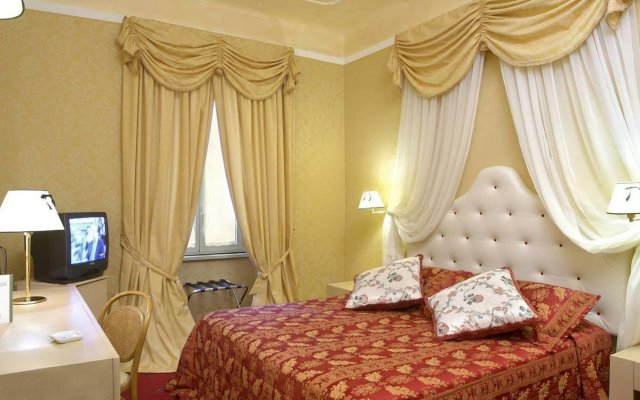 Hotel Andreotti комната для гостей