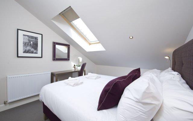 Отель Destiny Scotland - George Iv Apartments Великобритания, Эдинбург - отзывы, цены и фото номеров - забронировать отель Destiny Scotland - George Iv Apartments онлайн вид на фасад