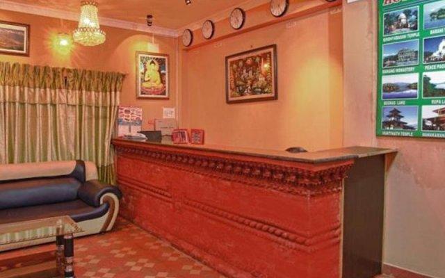 Отель Nice Dream Pokhara Непал, Покхара - отзывы, цены и фото номеров - забронировать отель Nice Dream Pokhara онлайн интерьер отеля