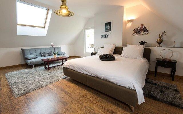 Отель La Grange Renaud Chambres Dhotes Франция, Сомюр - отзывы, цены и фото номеров - забронировать отель La Grange Renaud Chambres Dhotes онлайн