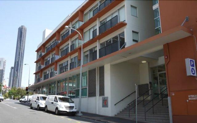 Апартаменты Fv4006 Apartments вид на фасад