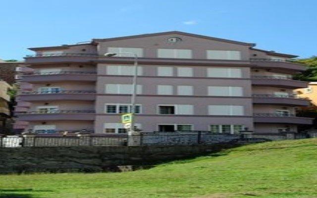 Отель Vila Imperija Черногория, Будва - отзывы, цены и фото номеров - забронировать отель Vila Imperija онлайн вид на фасад