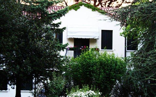 Отель Park Villa Giustinian Мирано вид на фасад