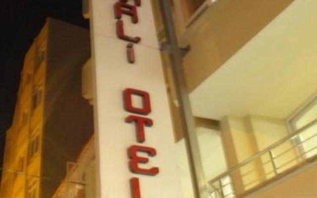 Cumali Hotel вид на фасад