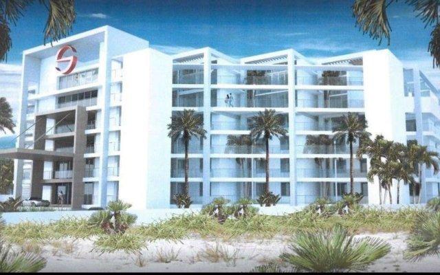 Отель S Hotel Jamaica Ямайка, Монтего-Бей - отзывы, цены и фото номеров - забронировать отель S Hotel Jamaica онлайн вид на фасад