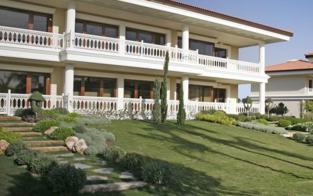 Mardan Palace Hotel вид на фасад
