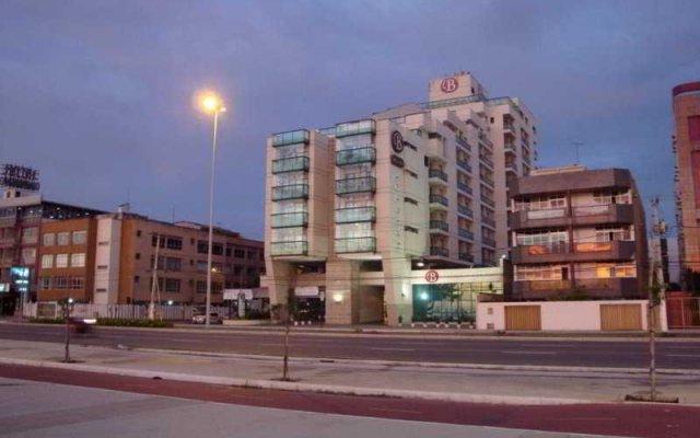 Отель Bourbon Vitoria Hotel (Residence) Бразилия, Витория - отзывы, цены и фото номеров - забронировать отель Bourbon Vitoria Hotel (Residence) онлайн вид на фасад