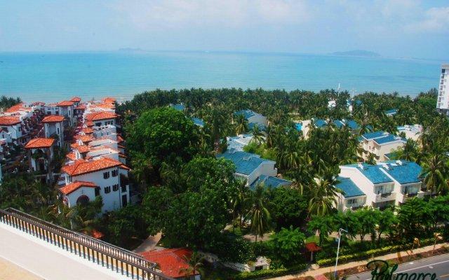 Отель Palmena Apartment - Sanya Китай, Санья - отзывы, цены и фото номеров - забронировать отель Palmena Apartment - Sanya онлайн пляж
