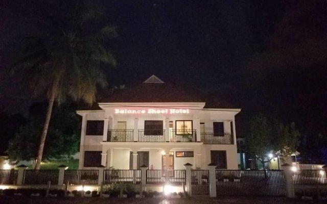 Отель Balance Sheet Hotel Гана, Мори - отзывы, цены и фото номеров - забронировать отель Balance Sheet Hotel онлайн вид на фасад