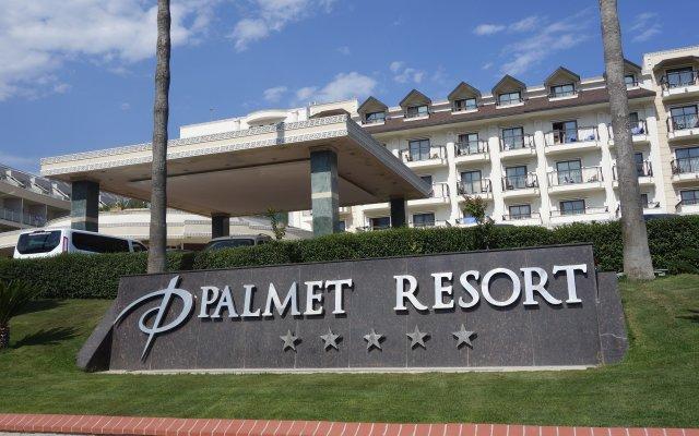 Отель Palmet Beach Resort