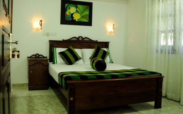 Отель Great Wall Tourist Rest Анурадхапура комната для гостей