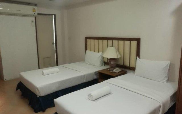 Отель JS Tower Service Apartment Таиланд, Бангкок - отзывы, цены и фото номеров - забронировать отель JS Tower Service Apartment онлайн комната для гостей