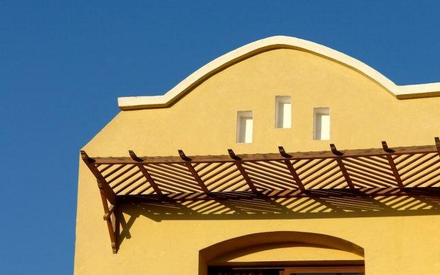 Отель Solymar Makadi Sun вид на фасад