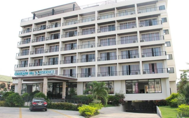 Отель Chatkaew Hill and Residence вид на фасад