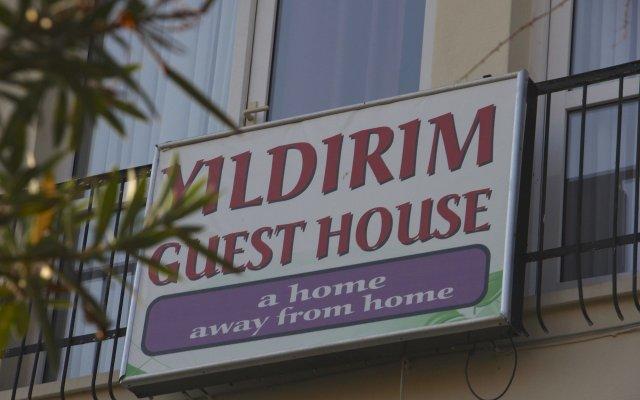 Yildirim Guesthouse Турция, Фетхие - отзывы, цены и фото номеров - забронировать отель Yildirim Guesthouse онлайн вид на фасад