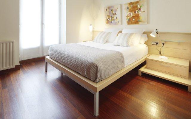 Апартаменты Marina Playa Apartment by FeelFree комната для гостей