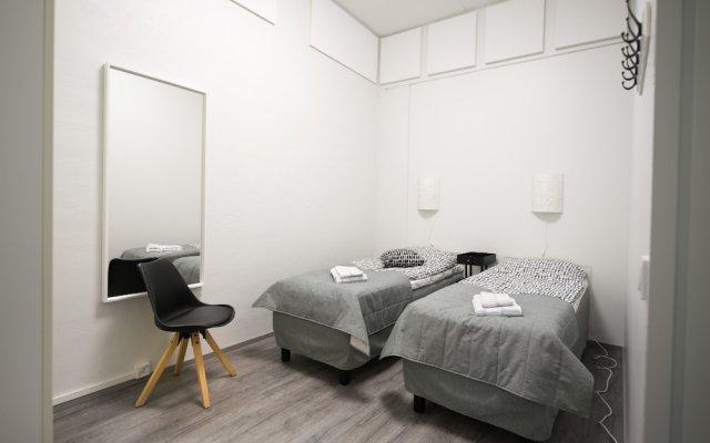 Апартаменты Innotelli Apartments комната для гостей