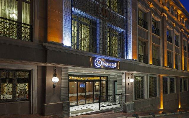 Manesol Galata Турция, Стамбул - 2 отзыва об отеле, цены и фото номеров - забронировать отель Manesol Galata онлайн вид на фасад