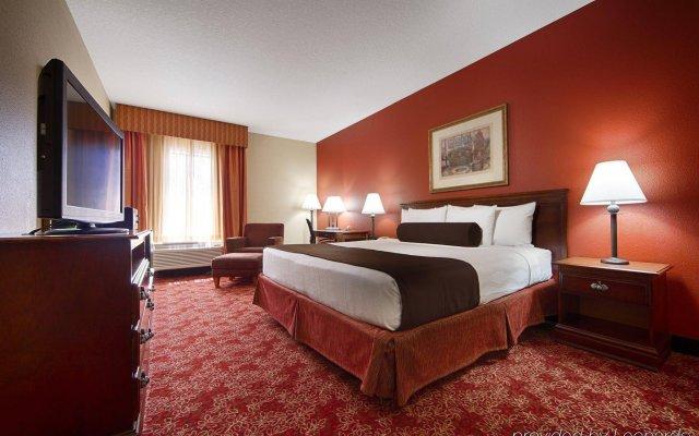 Отель Best Western Fort Lauderdale Airport/Cruise Port США, Форт-Лодердейл - отзывы, цены и фото номеров - забронировать отель Best Western Fort Lauderdale Airport/Cruise Port онлайн комната для гостей