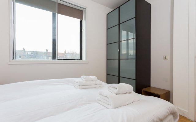 Отель 2 Bedroom Flat in Kensal Rise Великобритания, Лондон - отзывы, цены и фото номеров - забронировать отель 2 Bedroom Flat in Kensal Rise онлайн комната для гостей