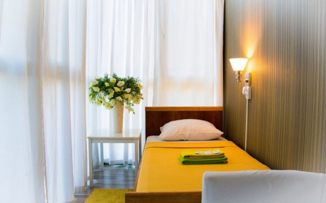 Yozh Hostel Сочи комната для гостей