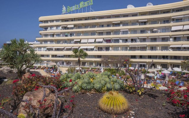 Отель HOVIMA Santa María вид на фасад