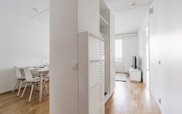 Апартаменты Local Nordic Apartments - Reindeer Ювяскюля комната для гостей