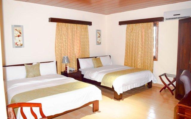 The Cape Hotel in Monrovia, Liberia from 159$, photos, reviews - zenhotels.com guestroom