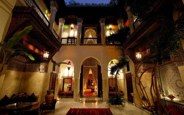 Отель Riad Safar Марокко, Марракеш - отзывы, цены и фото номеров - забронировать отель Riad Safar онлайн вид на фасад