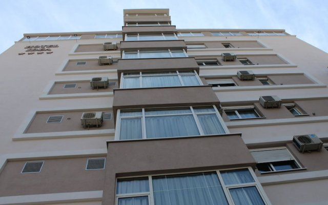 Отель Idea Hotel Албания, Тирана - отзывы, цены и фото номеров - забронировать отель Idea Hotel онлайн вид на фасад