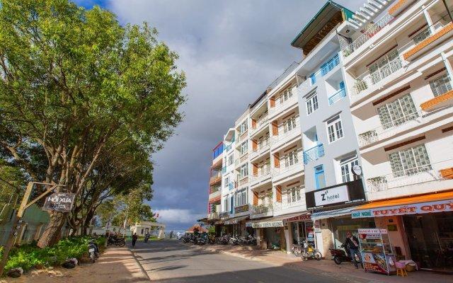 OYO 569 Z Hotel Далат вид на фасад