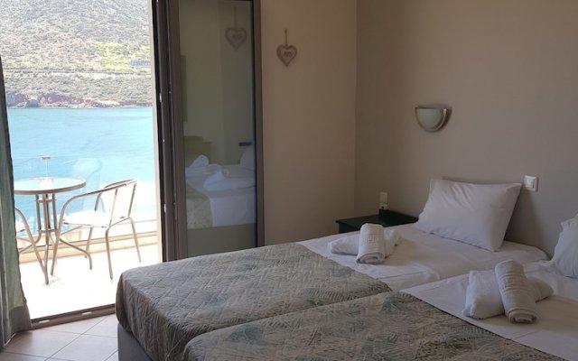 Апартаменты Joanna Apartments комната для гостей